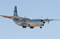 C-133 Arrival Travis AFB 2008